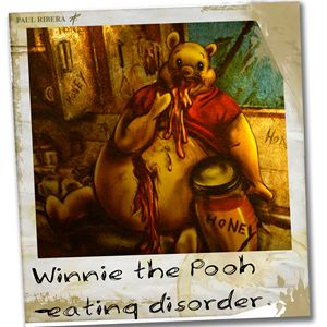 Winnie the Pooh - Eating Disorder