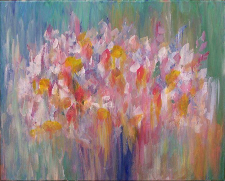 Spring Bouquet - Scott Cupstid