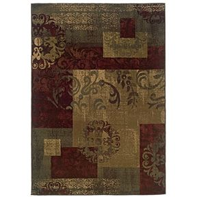Geometric Stylish Area Rug - TimsArtShop