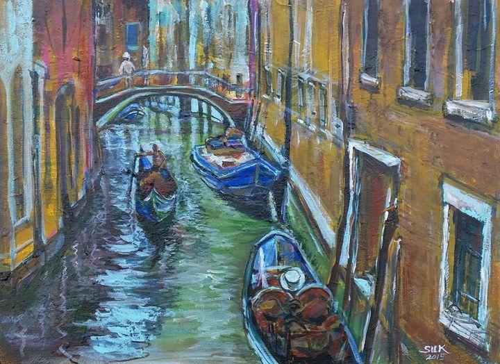 Venice - Suk Sun