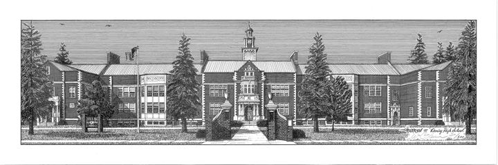 Deering High School, Portland ME - William C Harrison