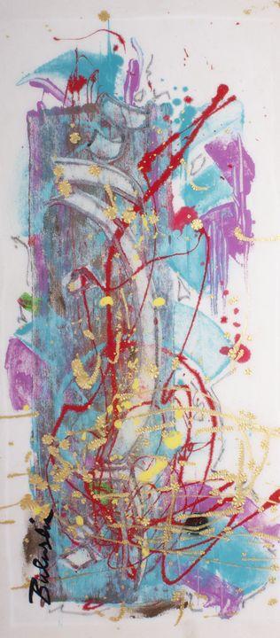 The Shock 2 - Bulushi Fine Art