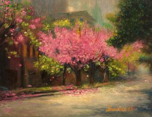 Cherry Blossom Melody - Art Device