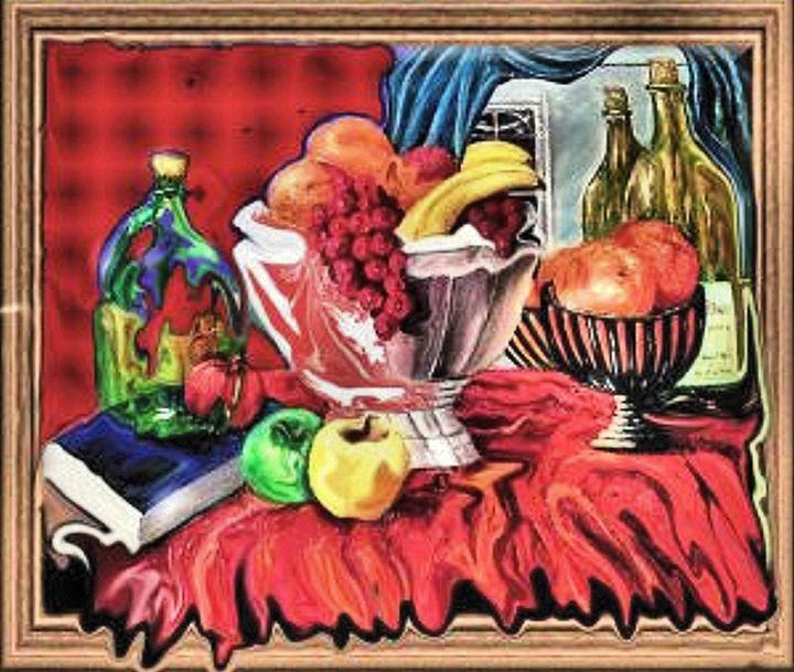 Table of Plenty - Reynoldo