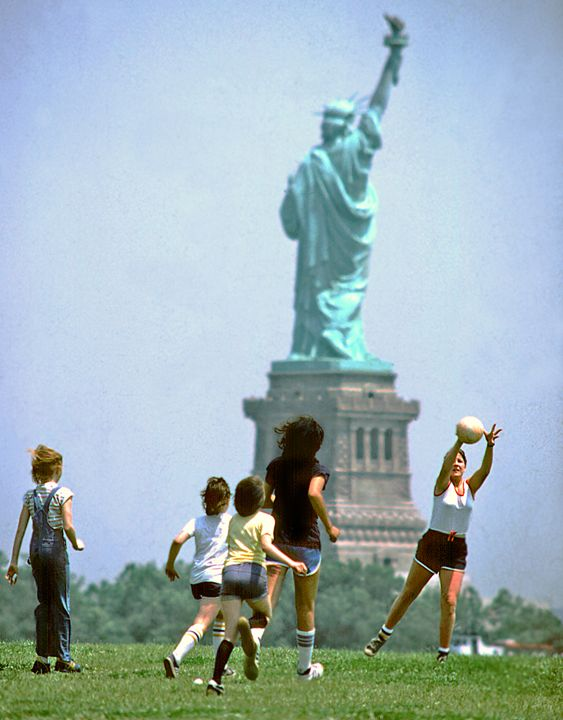 Soccer at Liberty - Larry Mulvehill