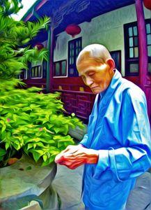 Tea Monk