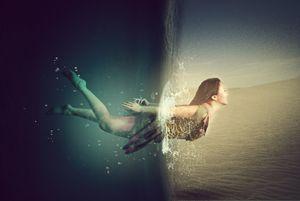 Underwater Fairy