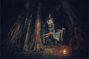 Dark Night Fairy