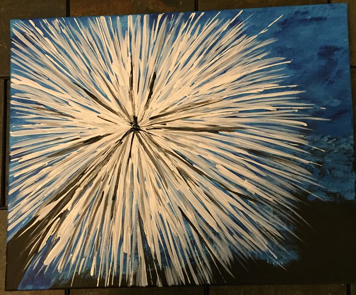 Make a Wish - Stroke of Luck on Canvas