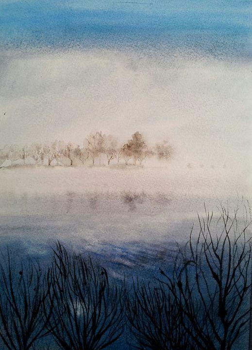 Frozen poetry XIV - Iveta Mihalikova
