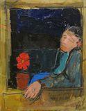 oil on canvas 50x65cm