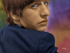 Young Ringo