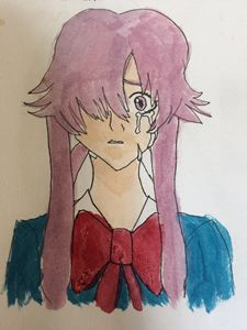 Crying yuno