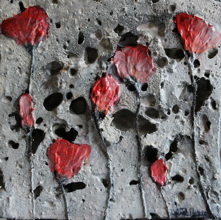 Red & White - Le Aly di Lia di Donatella Marraoni