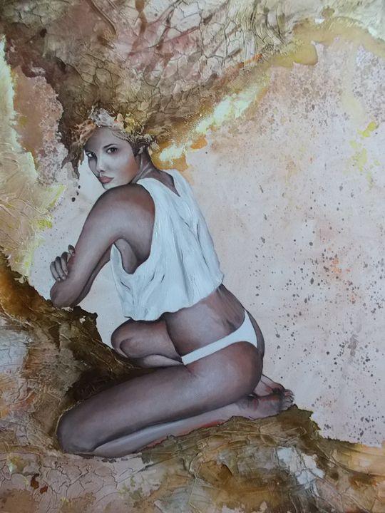 I'm still waiting - Le Aly di Lia di Donatella Marraoni