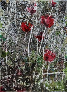 Poppies & Green - Le Aly di Lia di Donatella Marraoni