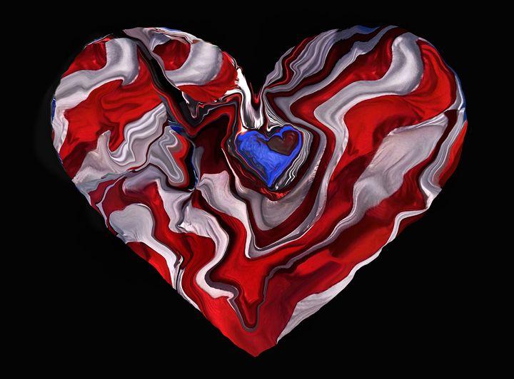 Heart #2 - Larry Singer Fine Art Photography