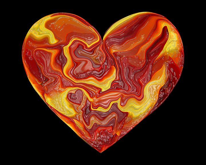 Heart #18 - Larry Singer Fine Art Photography