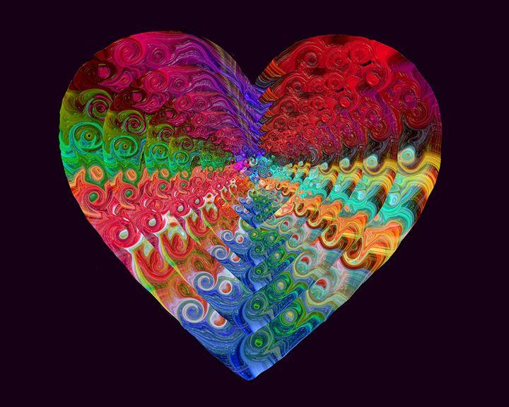 Heart #16 - Larry Singer Fine Art Photography