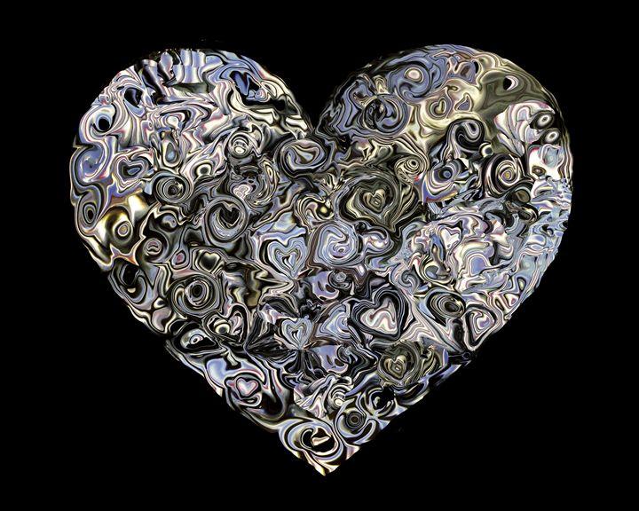 Heart #15 - Larry Singer Fine Art Photography