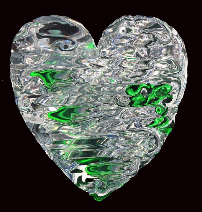 Heart #12 - Larry Singer Fine Art Photography