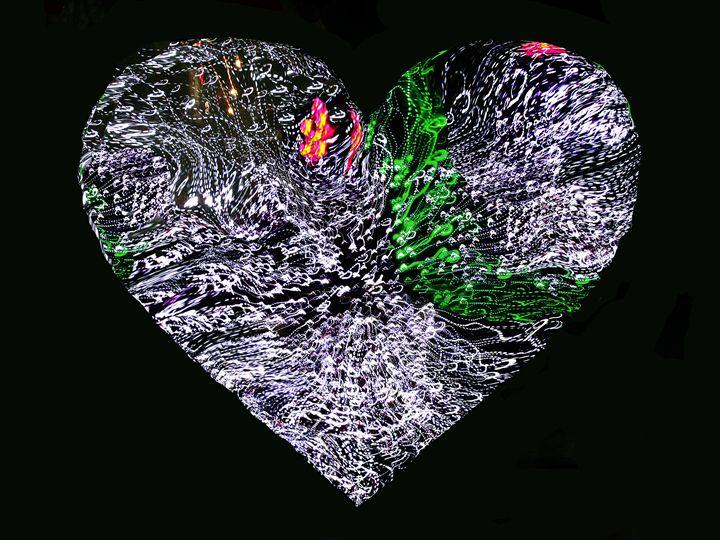 Heart #10 - Larry Singer Fine Art Photography