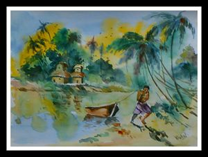 Landscape 14 (Kerala - India)