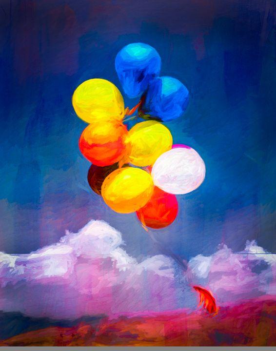 Free at Last - Wib Dawson Paintings