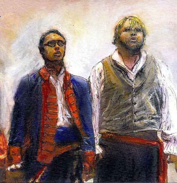 Les Misérables - Randy Sprout Fine Art