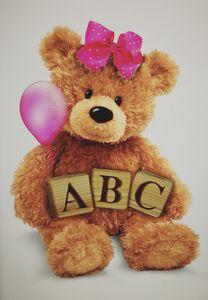 Teddy Girl