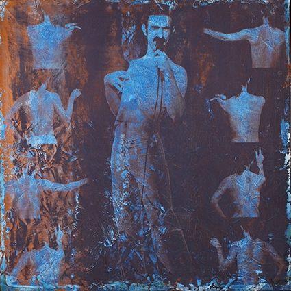 5 times Frank Zappa - Stephane Korb Art