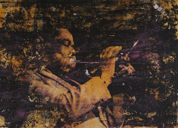 Dizzy Gillespie - Stephane Korb Art