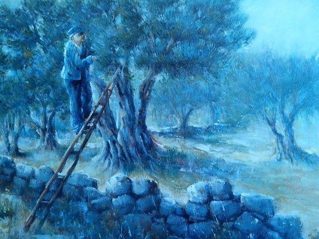 Olive tree - Davor Subotić