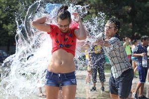 Big summer splash