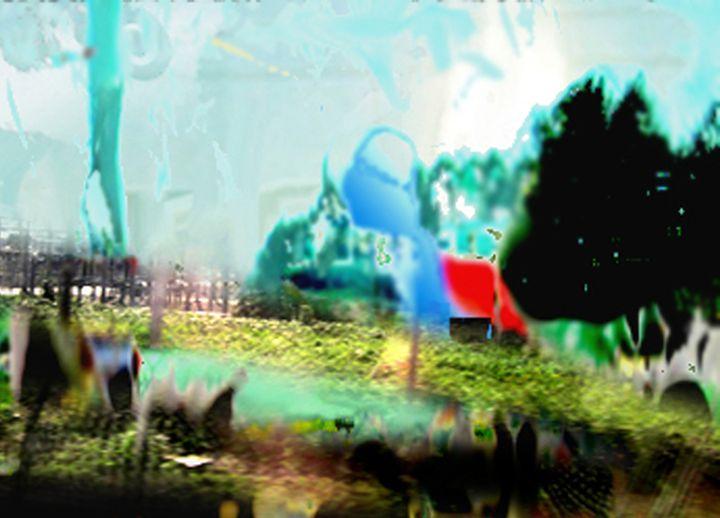 Freelands - Digital Paintings