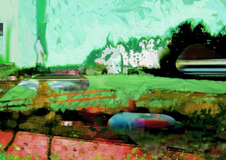 Landscetch - Digital Paintings