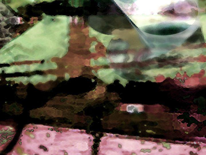 Landsextracted - Digital Paintings