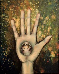 My Hand.