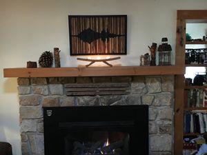 Love soundwave barnwood art