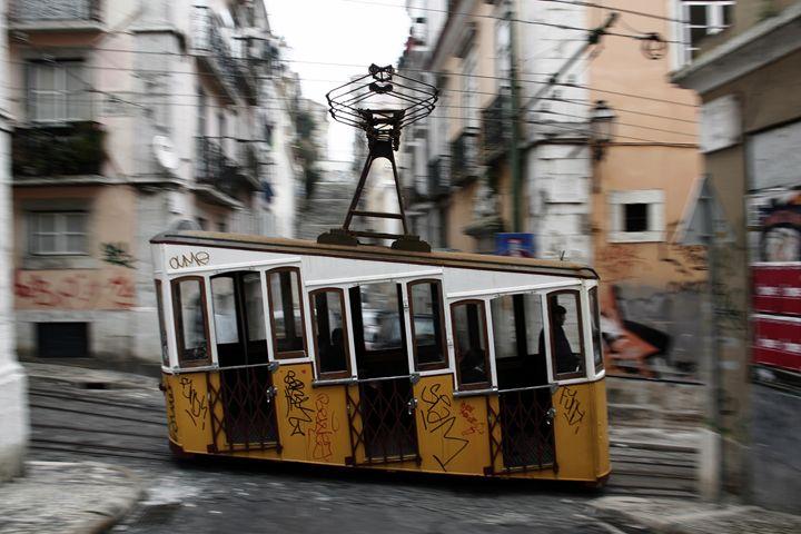 Bica's cable railway - Leandro Guardado