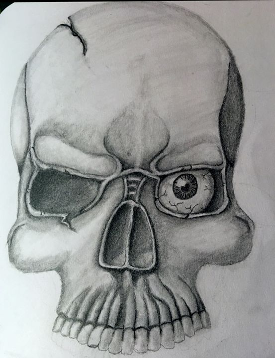 Skull - Bobs