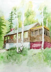 Rockwood Cabin