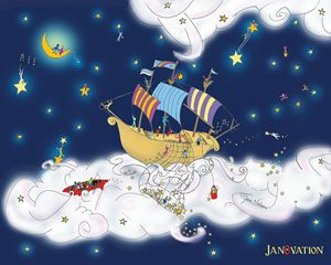 Magical Star Boat Ride