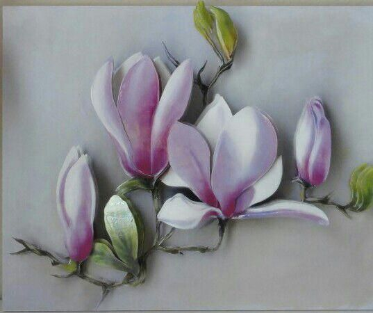 3D Art Lily - Mahsart