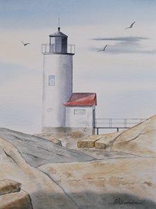 Annisquam Lighthouse II