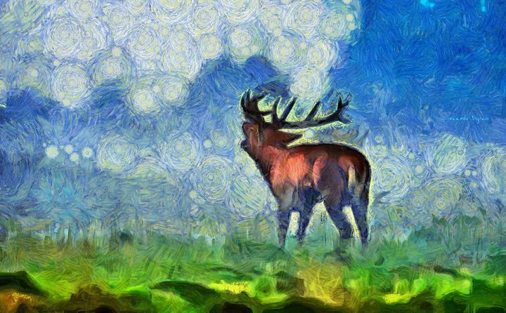 The Deer - Leonardo Digenio