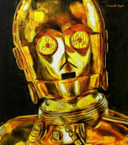Star Wars C3po Droid Surprise