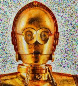 Star Wars C3po Droid Five
