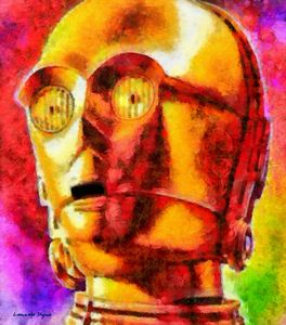 Star Wars C3po Droid Four