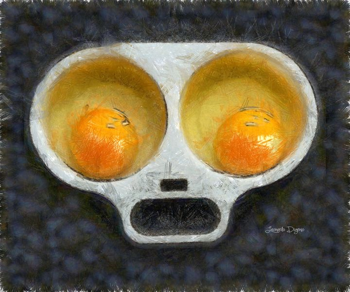 Egg Face - Leonardo Digenio